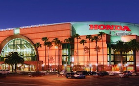 Anaheim, CA 92806, United States. Honda Center